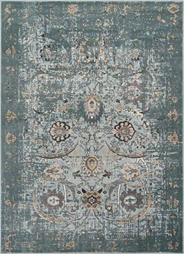 Well Woven Elle Blue Persian Vintage Shiraz 8x11 (7'10'' x 10'6