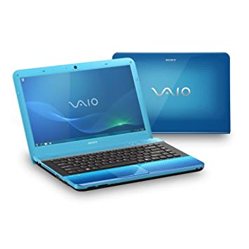 Sony VAIO VPCEA3C4E/L ordenador portatil - Ordenador portátil (i3-370M, WiFi, Gigabit Ethernet, DVD Super Multi, Touchpad, Windows 7 Home Premium): ...