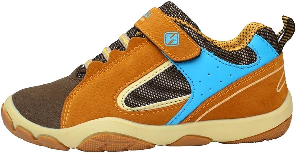 WUIWUIYU Gar/çon Sneakers Basket Chaussure Scolaire l/'/école