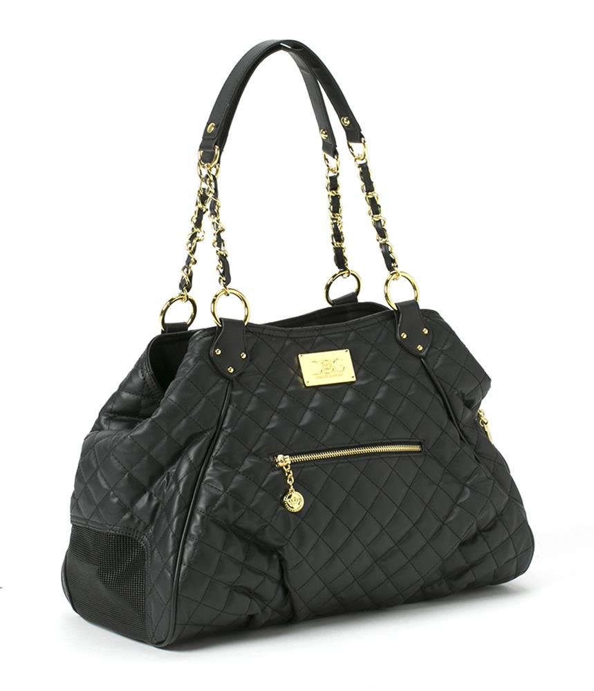Totes - Classic Tote, Black Quilted