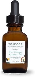 product image for Brazilian Copaiba Essential Oil, Organic, Eco-Cert, Sensitive Skin Oil, Blemish and Irritation Prone Skin Oil, 100% Pure (1 oz)
