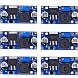 eBoot 6 Pack LM2596 DC to DC Buck Converter 3.0-40V to 1.5-35V Power Supply Step Down Module