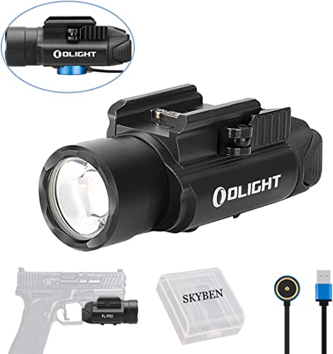 Olight PL-Pro Valkyrie Magnetic Rechargeable Weaponlight