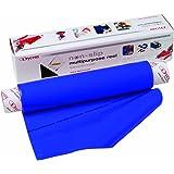 "Dycem Non-Slip Material Roll, Blue, 8"" X 6.5 ft"