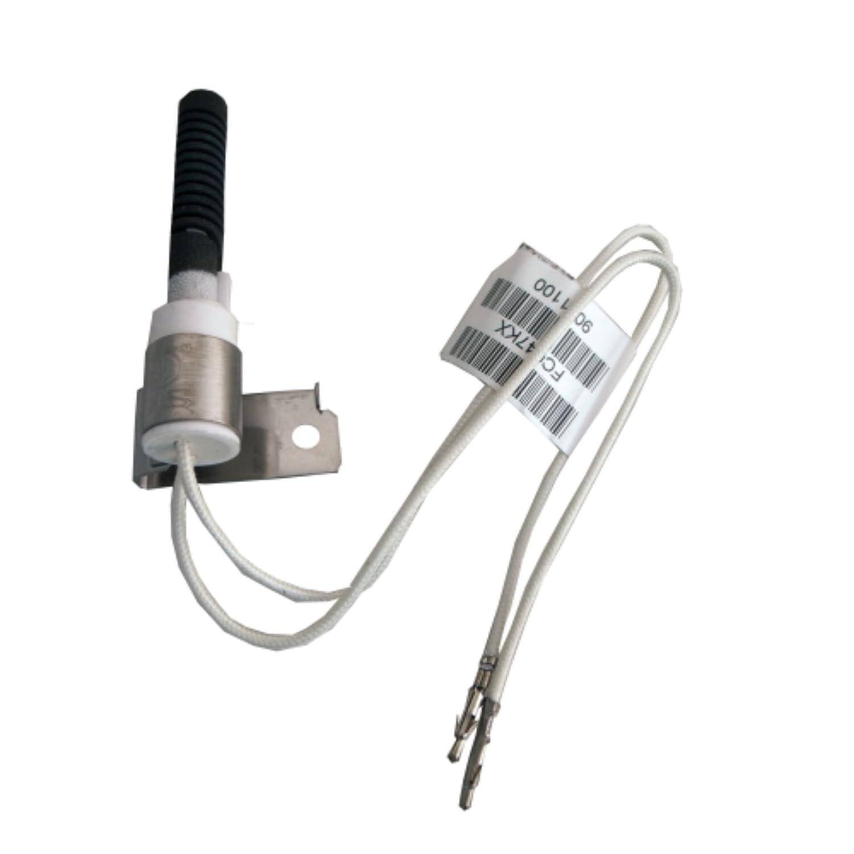 SUPCO SIG104 Furnace Igniter, 40-100 Ohms Cold Resistance, 4 Amp, 120 Vac