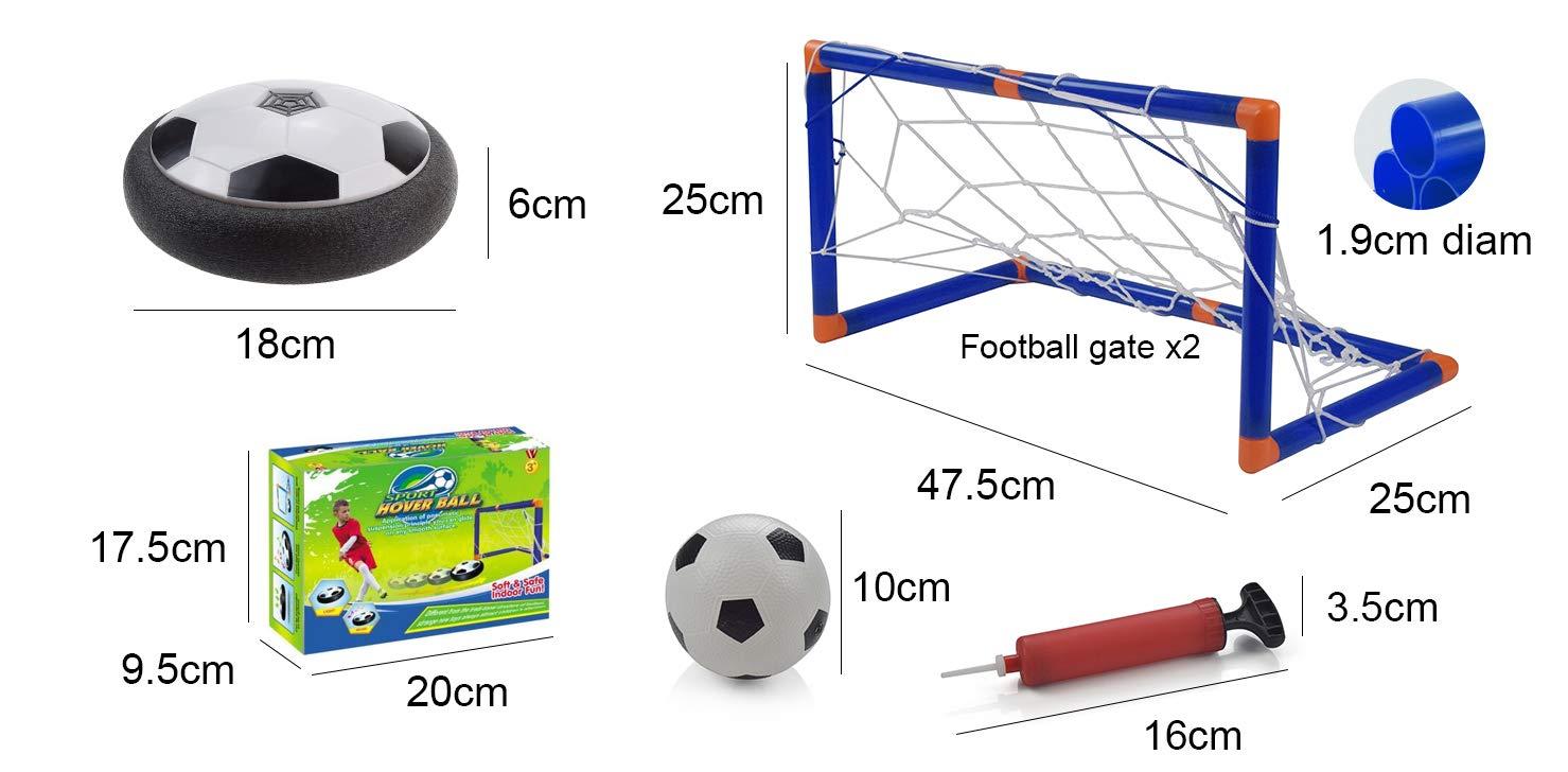 Hover me Juego de balón de fútbol Inteligente para niños y niños ...