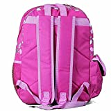 Hello Kitty Hearts & Dots Pink Backpack 17
