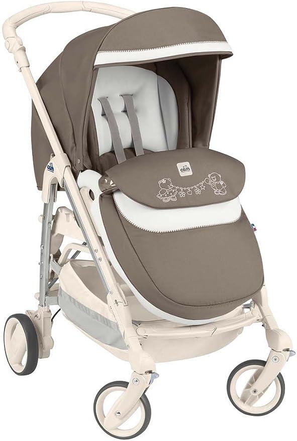 CAM Il mondo del bambino Cochecito para bebé con sistema modular Mod. Oso