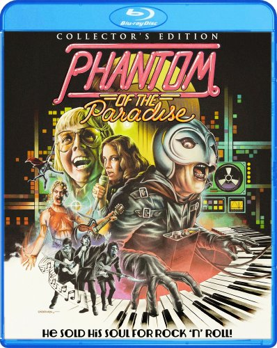 Phantom of The Paradise (Collector's Edition) [Blu-ray] -