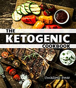 Ketogenic Cookbook GRAIN FREE GLUTEN FREE RECIPES ebook product image