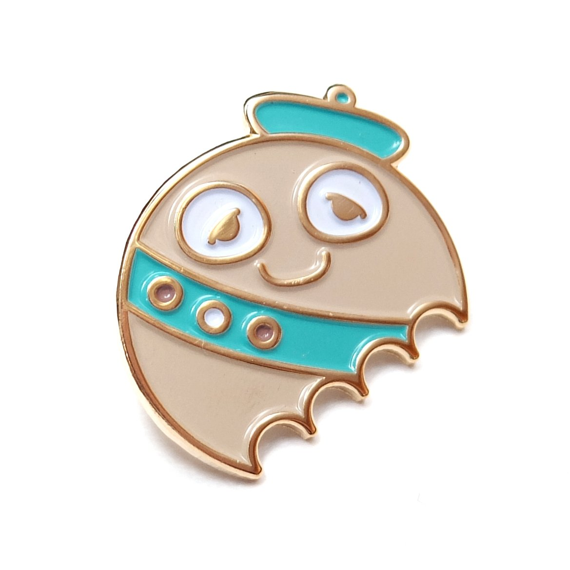 """Girl Scout Cookie"" Enamel Pin"