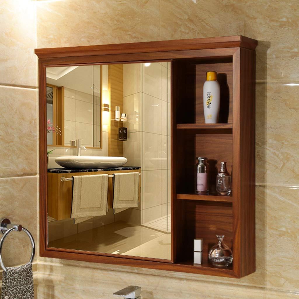 Amazon.com: Cabinet Mirror Box Bathroom Toilet Wall-Mounted Space ...