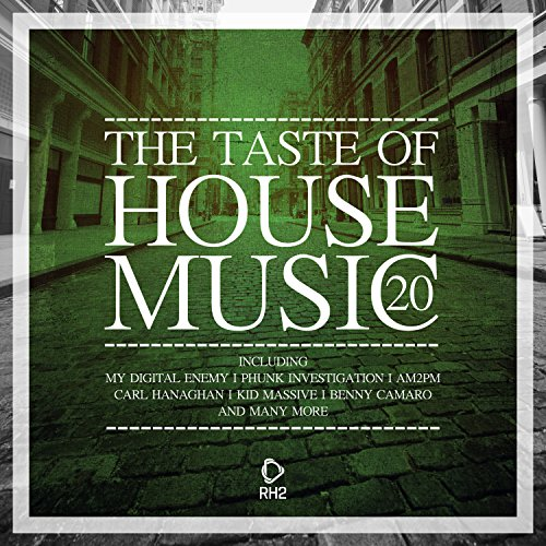 The Taste of House Music, Vol. 20