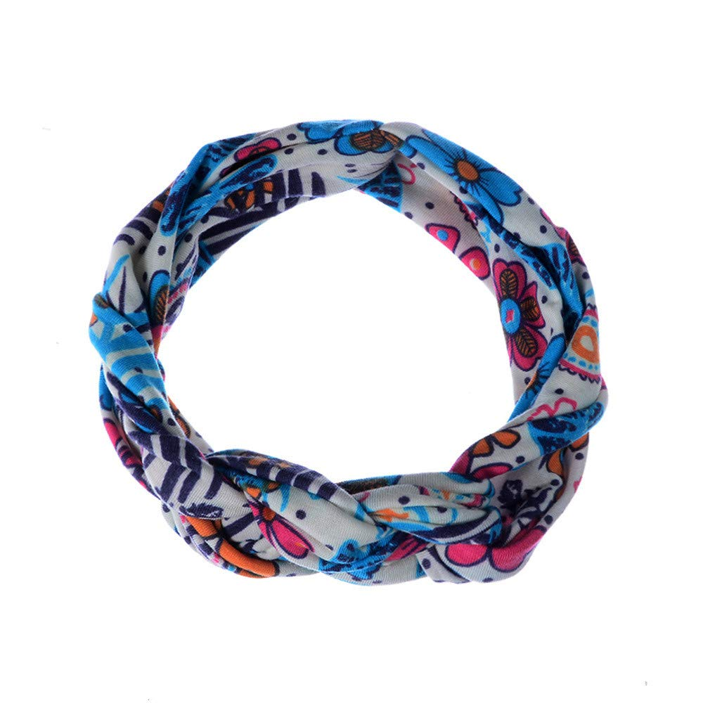 Accesorio para beb/é Baby Kids Girls Hairband Headband Turban Knot Head Wraps