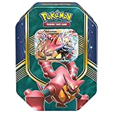 Pokemon TCG: Fall 2017 Battle Heart Tin, Volcanion EX