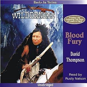 Blood Fury Audiobook