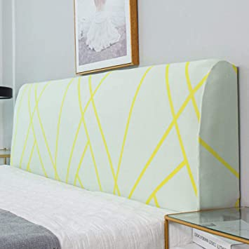 190-220cm Bed Head Board Cover Headboard Slipcover Protective Covers King