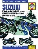 Suzuki GSX-R750 & GSX-RR1100 85 to 92: GSX600F, GSX750F & GSX1100F (Katanas) 8 to 96 (Haynes Service & Repair Manual)