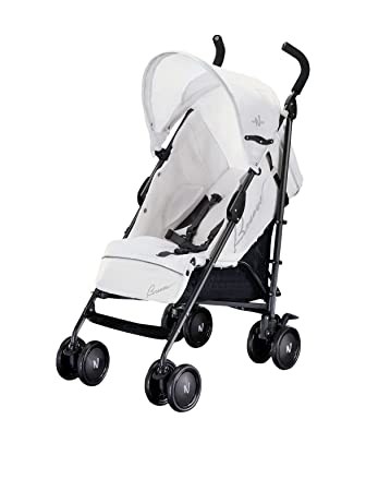 Cam Breeze Glam N756 Cochecito con bolsa blanco: Amazon.es: Bebé
