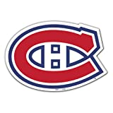 Fremont Die NHL Montreal Canadiens Vinyl Magnet