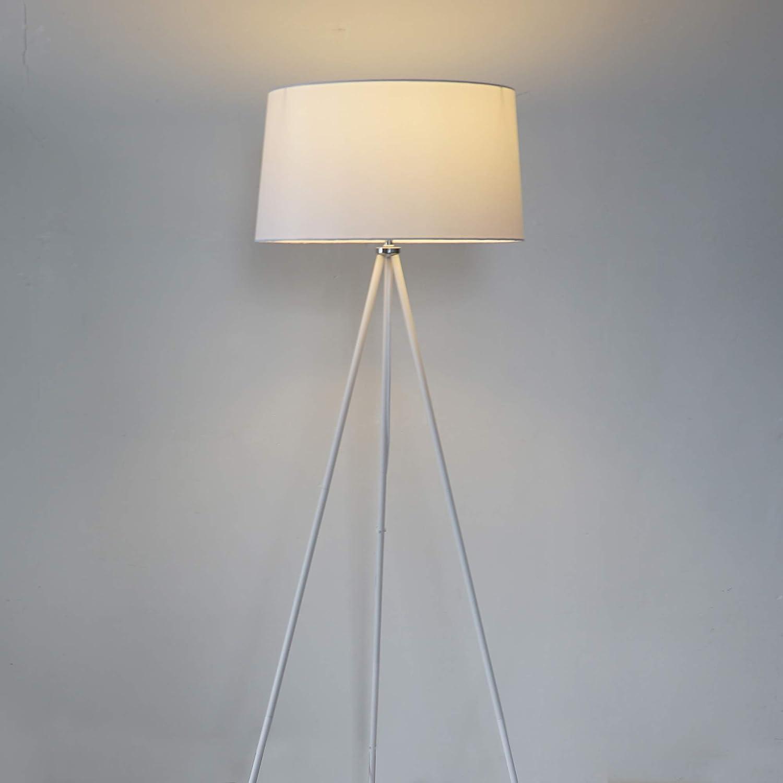 Stehlampe Standleuchte Stehleuchte Bodenlampe Tripod Metall Skandinavisch