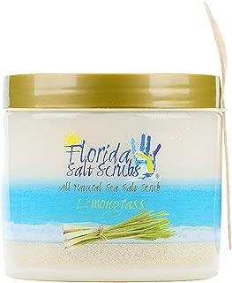 product image for Florida Salt Scrubs, 24.2 Ounce, Lemongrass