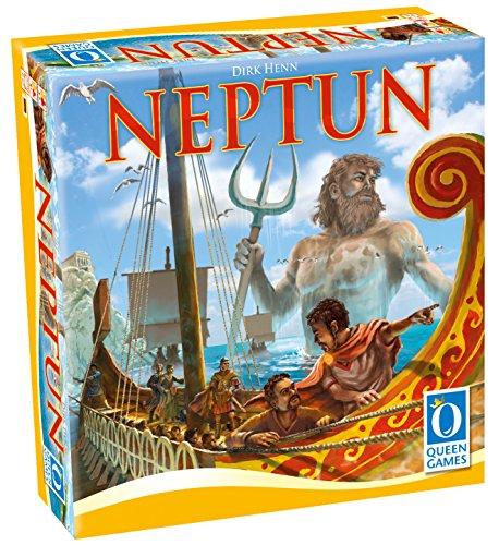 Queen Games 10050 - Neptun