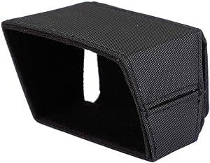 "CAMVATE LCD Screen Hood Sun Shield for Camera 3"" Fold-Out Screen"