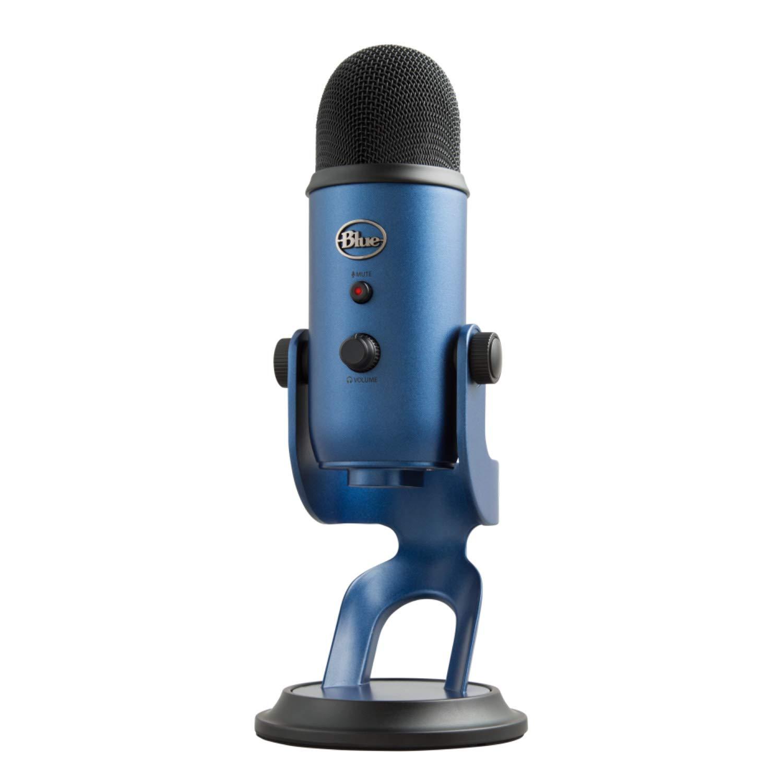 Blue Yeti USB Mic