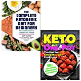 img - for Complete ketogenic diet for beginners and keto one pot diet collection 2 books set book / textbook / text book