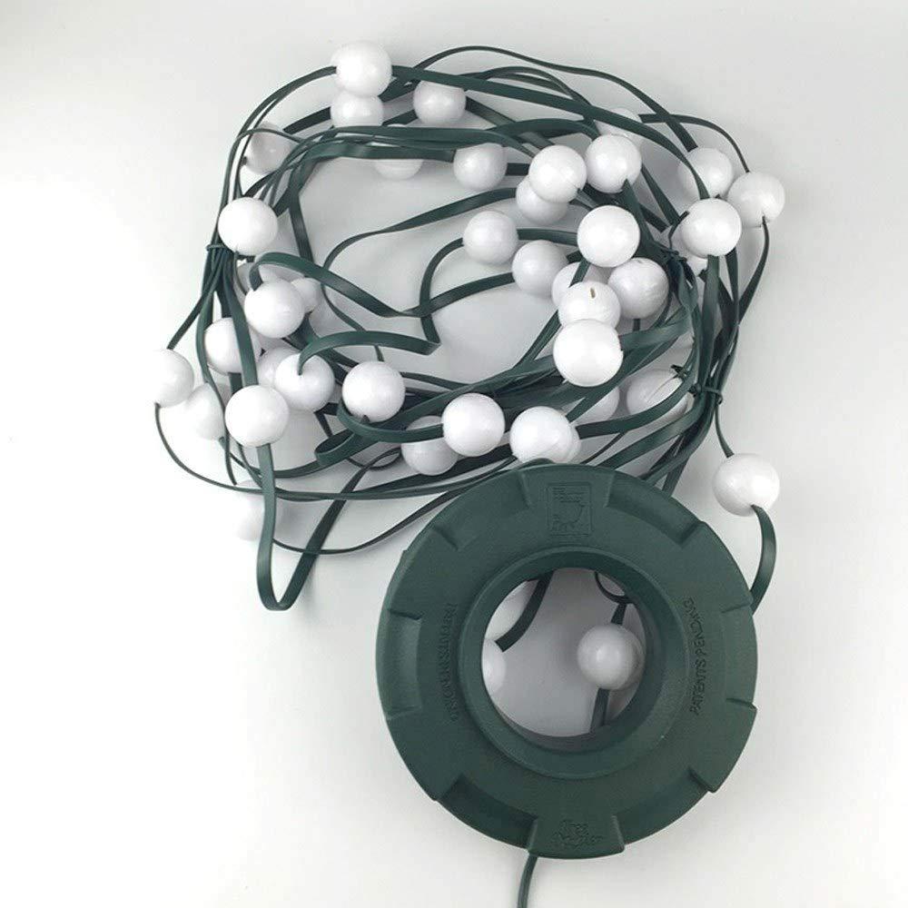 D/&F 64 Ampoules /à LED Lampe Tree Dazzler,Arbre de No/ël d/écoratif Lampes de d/écoration de No/ël Suspensions Multicolores pour Patio int/érieur
