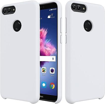 Compatible con Huawei P9 Lite, Funda de Silicona Slim Fit para ...