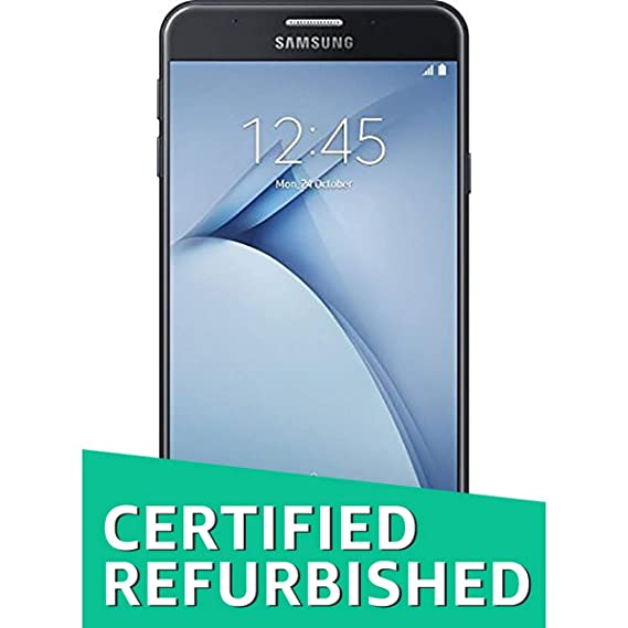 (Certified REFURBISHED) Samsung Galaxy On Nxt G610FH (Black, 32GB) Smartphones at amazon