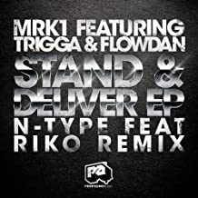 Stand & Deliver EP (feat. Trigga & Flowdan) [Explicit]