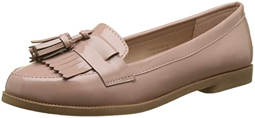 New Look Kairy, Mocasines para Mujer, Marfil (Oatmeal 14), 40 EU: Amazon.es: Zapatos y complementos