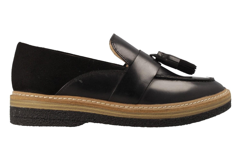 Clarks Shoes Zante Molla Nero 26.126.672 Zante Shoes Black dfeb7e