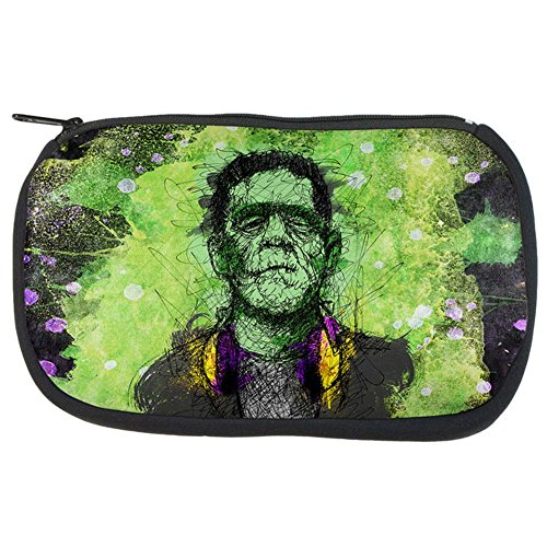 Halloween Frankenstein Raver Horror Movie Monster Makeup Bag