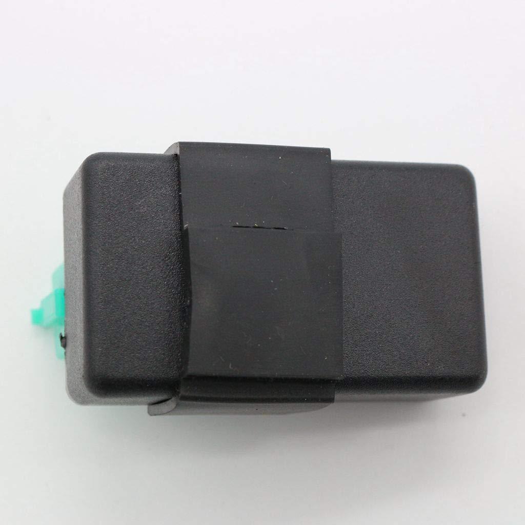 KESOTO 1 Psc Caja de Ignici/ón CDI de CA de 5 Pines Modificaci/ón Duro Ligero Repuesto