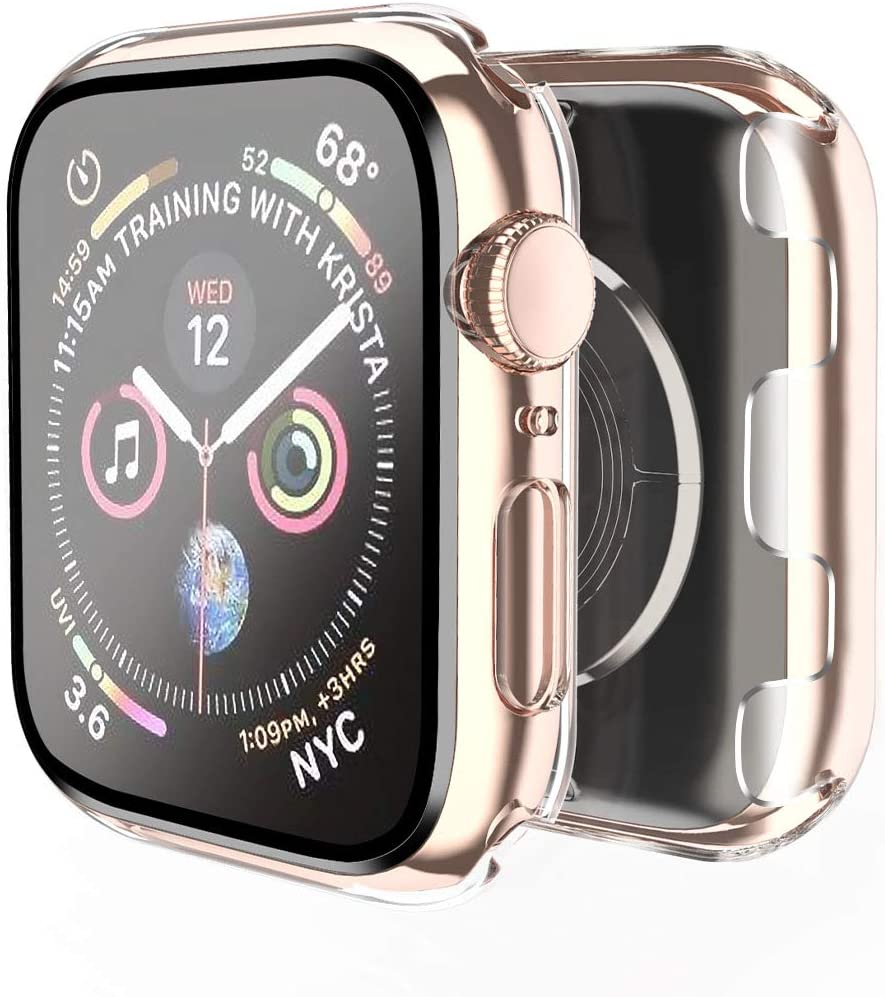 funda para Apple Watch Series 3 38 mm clear