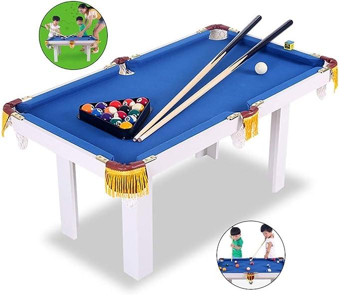 Mesa de billar Mini mesas de Billar Infantil Plegable Gran Mesa ...