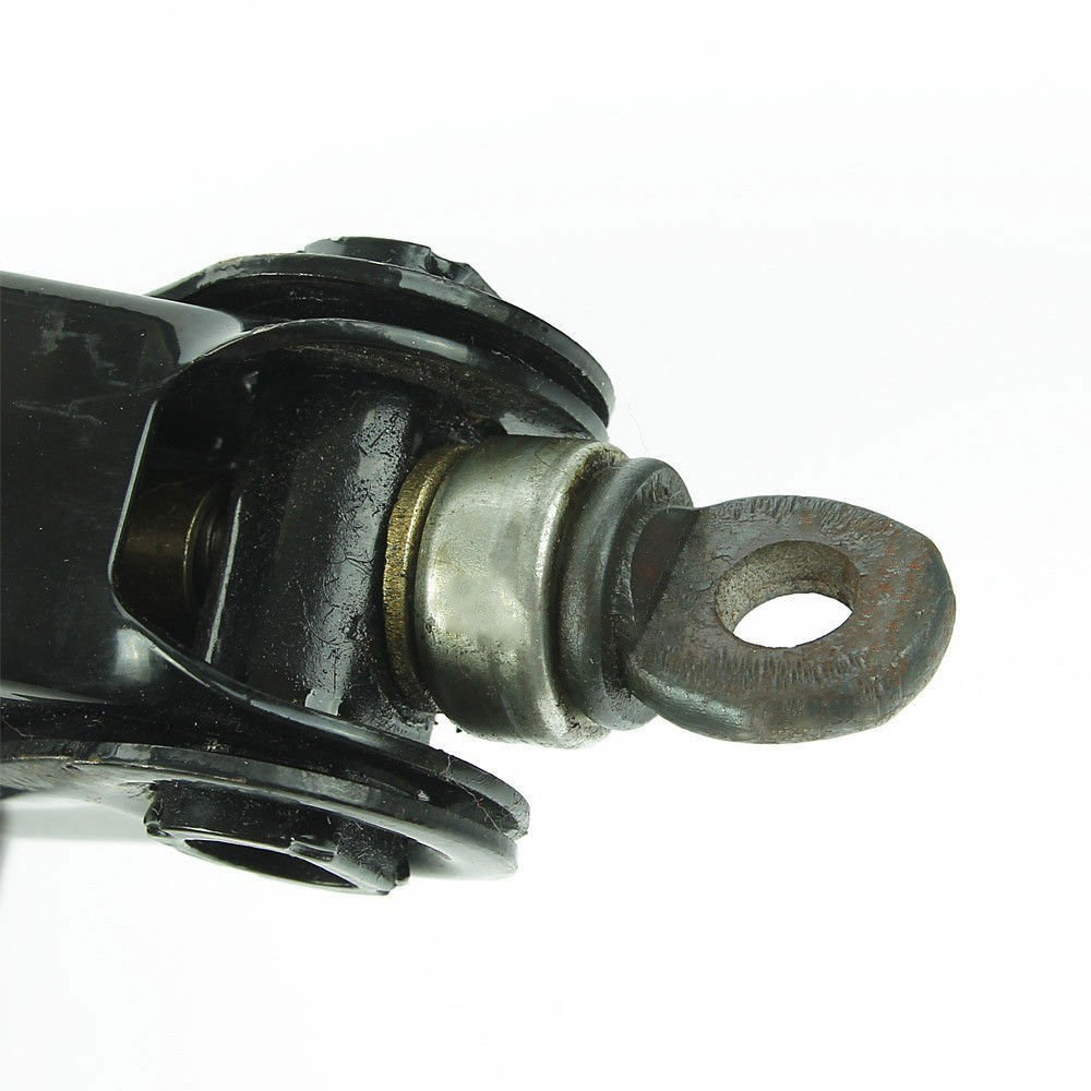 AutoFu 2Ton Scissor Jack Black Hand Lift Up