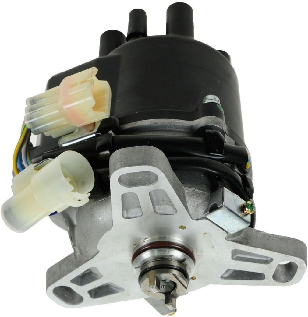 Ignition Distributor fit 88-91 Honda Civic CRX L4 1.5L TD-01U TD01U