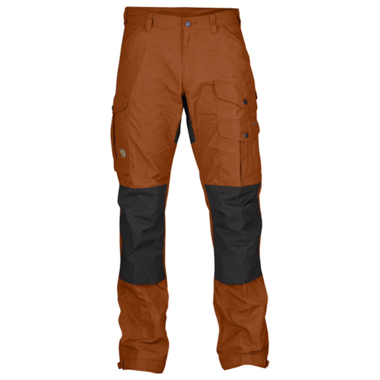 Fjallraven Men's Vidda Pro Trousers Regular, Autumn Leaf/Dark Grey, 58
