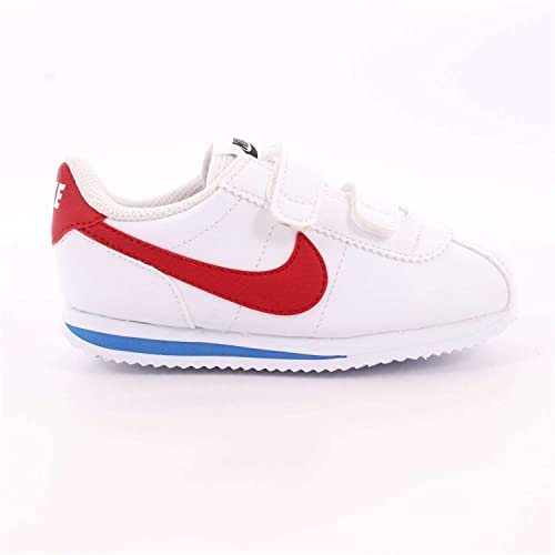 Nike Cortez Basic Sl (Ps) Blanco KF0hVn