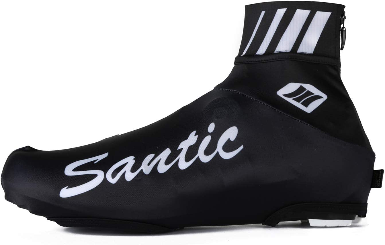 Santic Surchassure Velo Surchaussures Cyclisme Couverture Chaussure pour Route et VTT