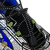 No Tie Elastic Shoelaces by Lemon Hero - Range of Reflective Colors. Our Shoe Laces Fit Shoes and Boots. Fits Adults or Kids