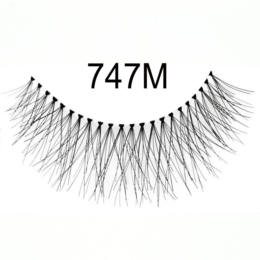 Amazon Tdance 100 Professional Handmade Fake Lashes 12 Pairs