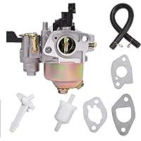 kesoto Carburetor Carb Rebuild Kit for Suzuki Eiger 400 LTA400 2002-2007