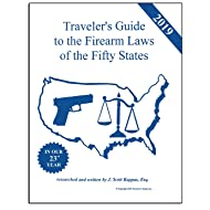 2019 Traveler's Guide to the Firearm Laws of the Fifty States