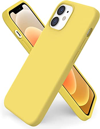 Ornarto Kompatibel Mit Iphone 12 Mini 5 4 Silikon Case Elektronik